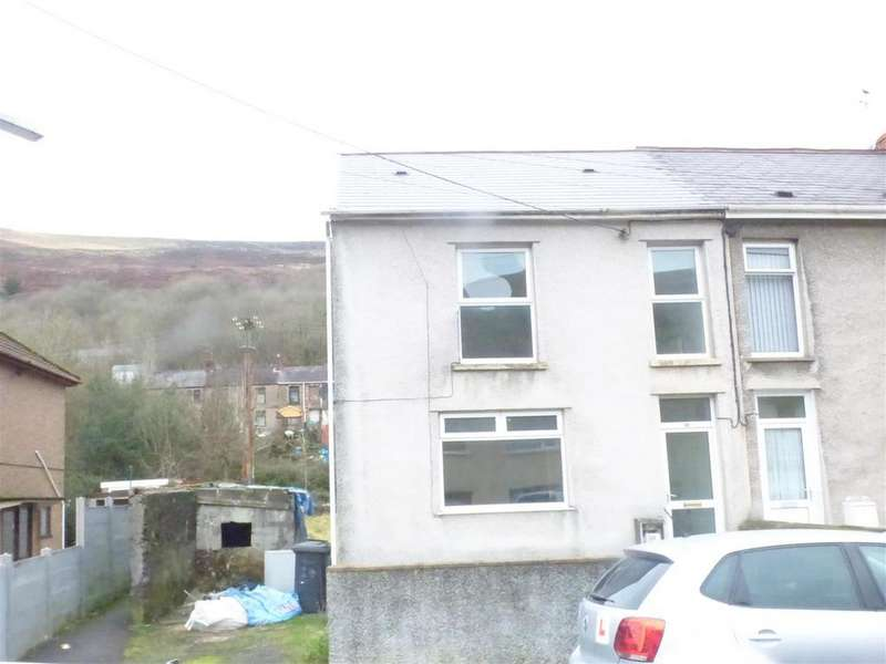 3 Bedrooms House for sale in Hodgsons Road, Godrergraig, Swansea