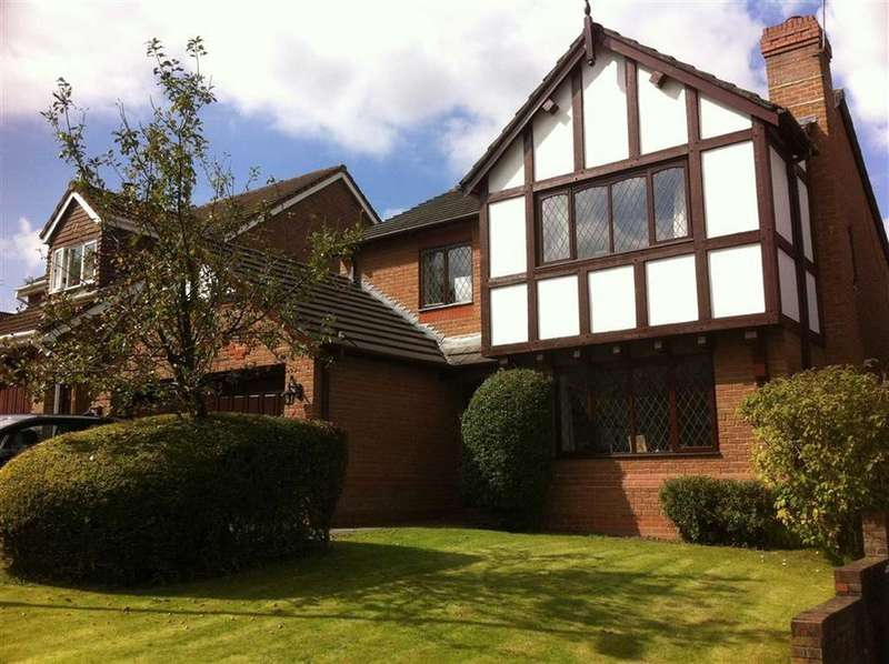 4 Bedrooms Detached House for sale in Medway Close, Wilmslow