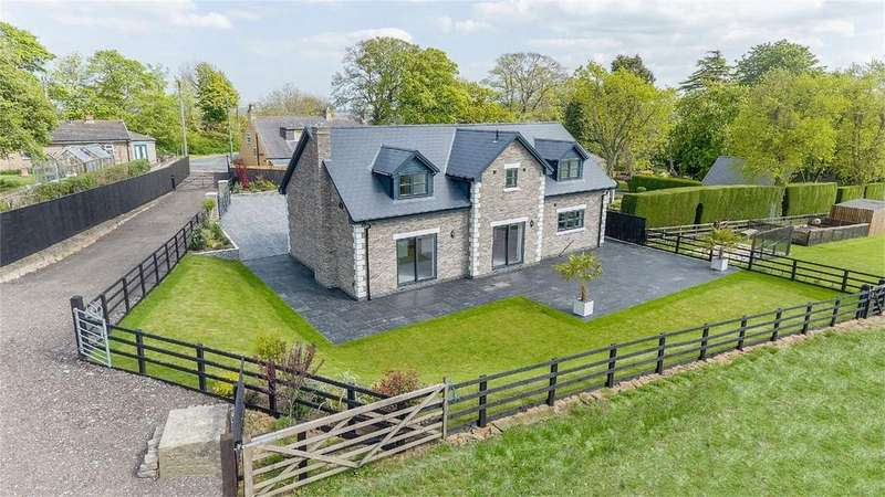 4 Bedrooms Detached House for sale in 34a South Road, High Etherley, Bishop Auckland, County Durham