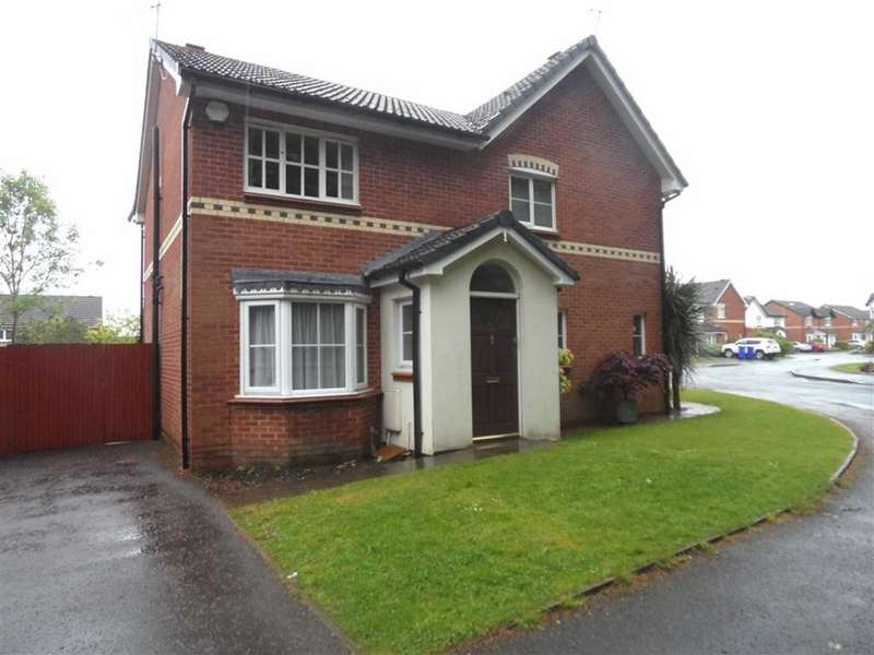 3 Bedrooms Semi Detached House for sale in Whitsand Road, Sharston