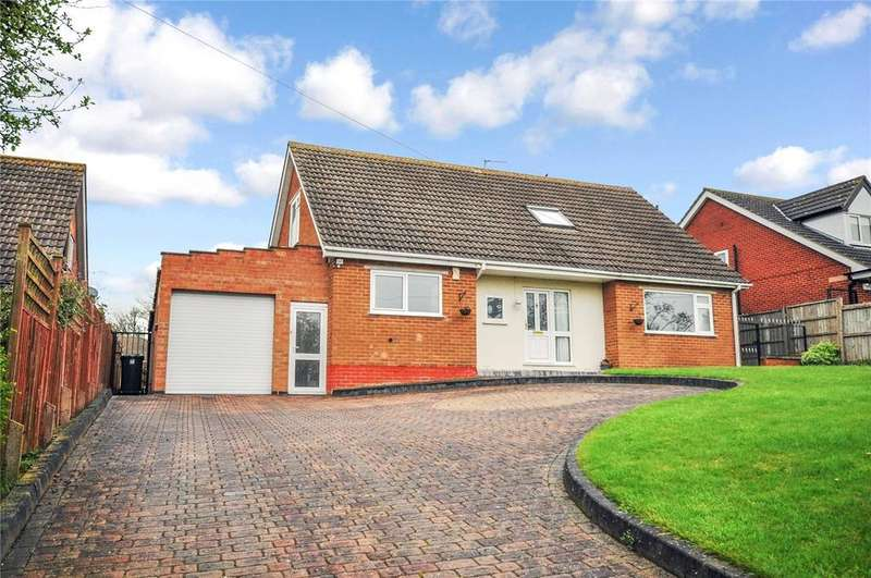4 Bedrooms Detached House for sale in Main Street, Willoughby on the Wolds, Loughborough