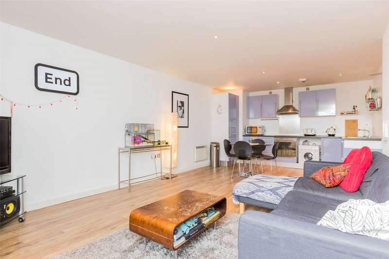 2 Bedrooms Flat for sale in The Brew House, 211 Ecclesall Road, Sheffield, South Yorkshire, S11