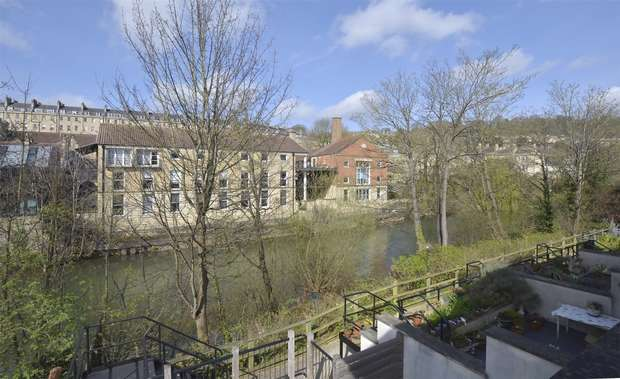 2 Bedrooms End Of Terrace House for sale in 31 St Johns Road, Bathwick, Bath