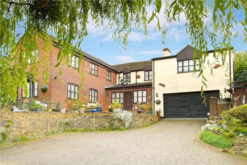 5 Bedrooms Unique Property for sale in Queen Street, Upper Weedon, Northamptonshire