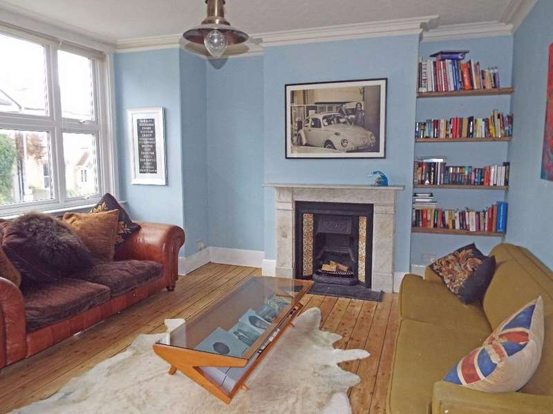 3 Bedrooms Terraced House for sale in Fonthill Road Hove East Sussex BN3