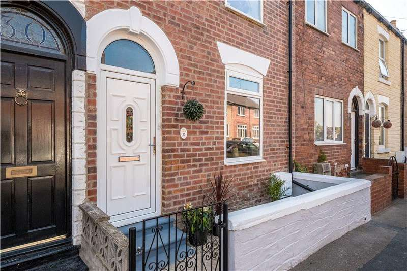 3 Bedrooms Terraced House for sale in Longacre, Castleford, West Yorkshire