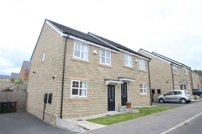 3 Bedrooms Semi Detached House for sale in WOODEND DRIVE, SHIPLEY, BD18 2BW