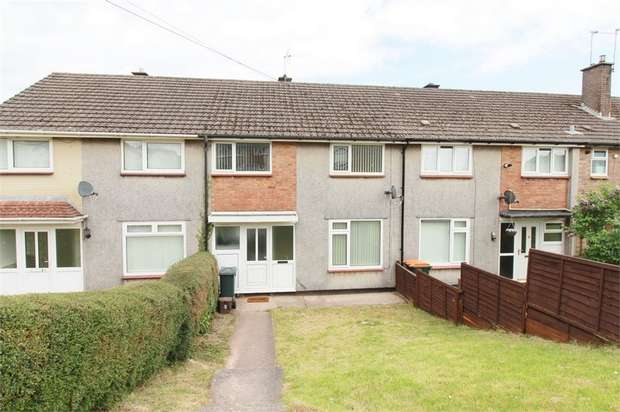 3 Bedrooms Terraced House for sale in Clist Road, Bettws, NEWPORT
