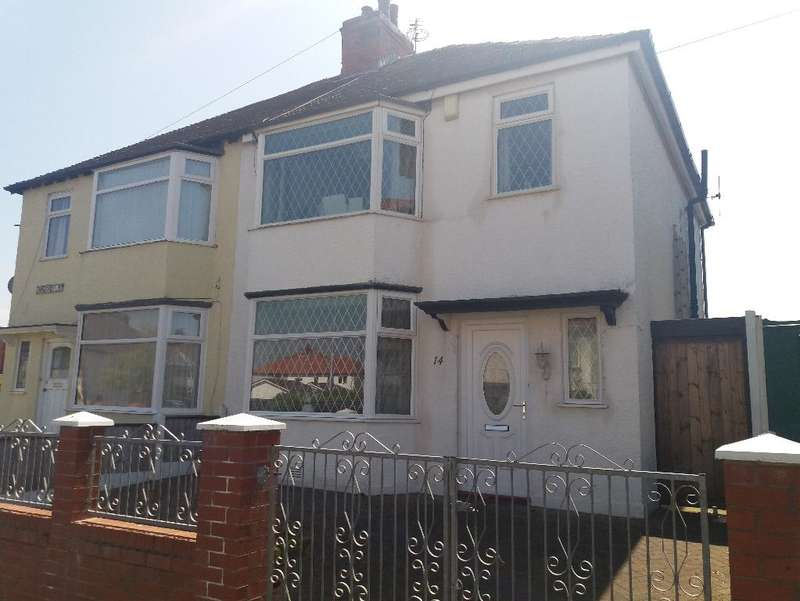 3 Bedrooms Property for sale in 14, Blackpool, FY1 2RY