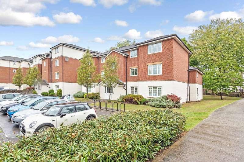 2 Bedrooms Flat for sale in Bramber House, Horsham