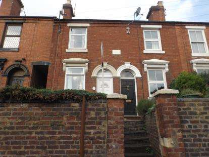 2 Bedrooms Terraced House for sale in George Street, Kidderminster, Worcestershire