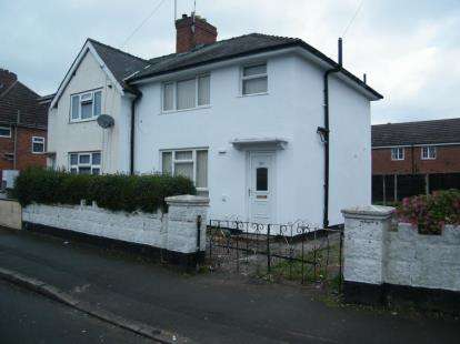 3 Bedrooms Semi Detached House for sale in Dawson Street, Walsall, West Midlands