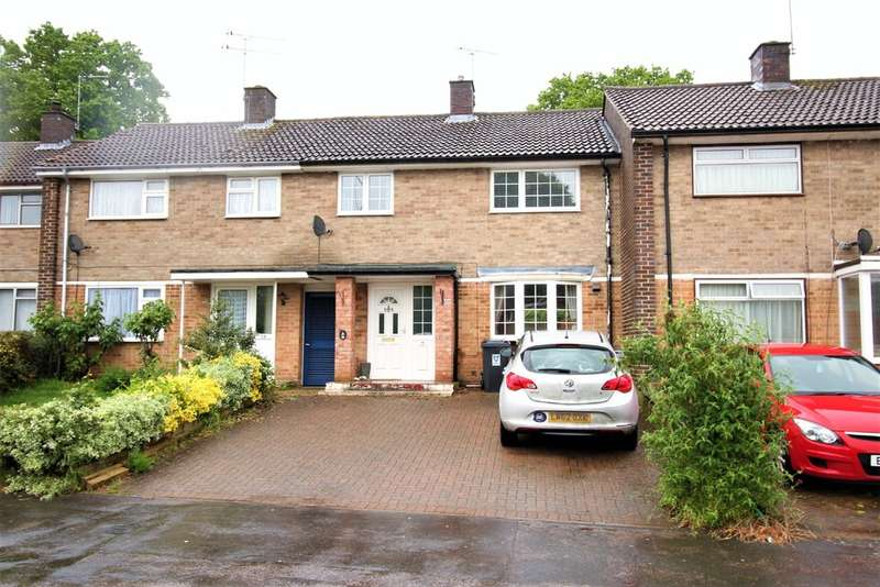 3 Bedrooms Terraced House for sale in Gadebridge, Hemel Hempstead