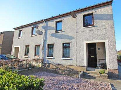 3 Bedrooms Semi Detached House for sale in Dunearn Drive, Kirkcaldy
