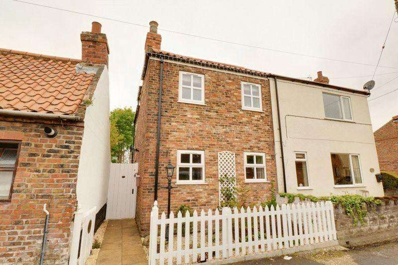 3 Bedrooms Semi Detached House for sale in Church Street, Goxhill