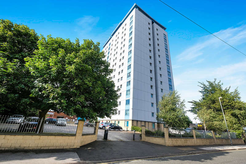 2 Bedrooms Flat for sale in Gomer Street, Willenhall, WV13