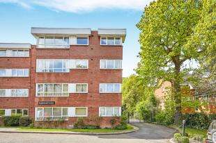 2 Bedrooms Flat for sale in Hazelwood House, Church Road, Bromley