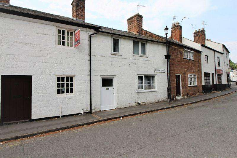 2 Bedrooms Terraced House for sale in Stanley Lane, Eastham