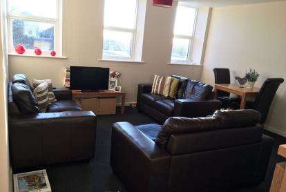 2 Bedrooms Flat for sale in Bayheath House, 20 Market Street, Wakefield, West Yorkshire