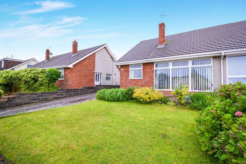 4 Bedrooms Semi Detached Bungalow for sale in West Park Drive, Porthcawl