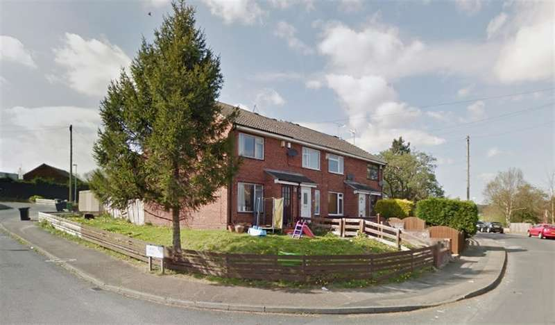 2 Bedrooms Terraced House for sale in Wood Lane, Farnley, LS12 5LS