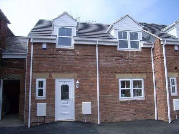 3 Bedrooms Terraced House for rent in Woodland Mews, Burnopfield