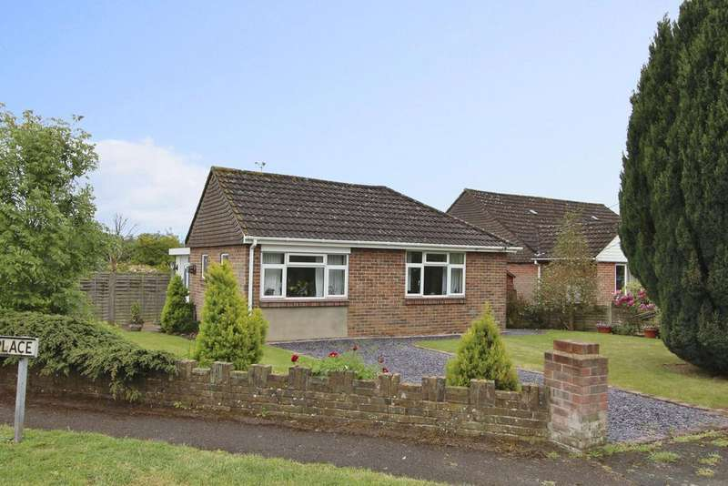 3 Bedrooms Detached Bungalow for sale in Portelet Place, Hedge End SO30