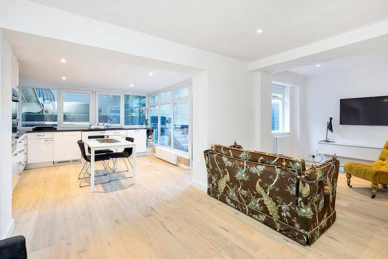 2 Bedrooms Flat for sale in Greville Road, London
