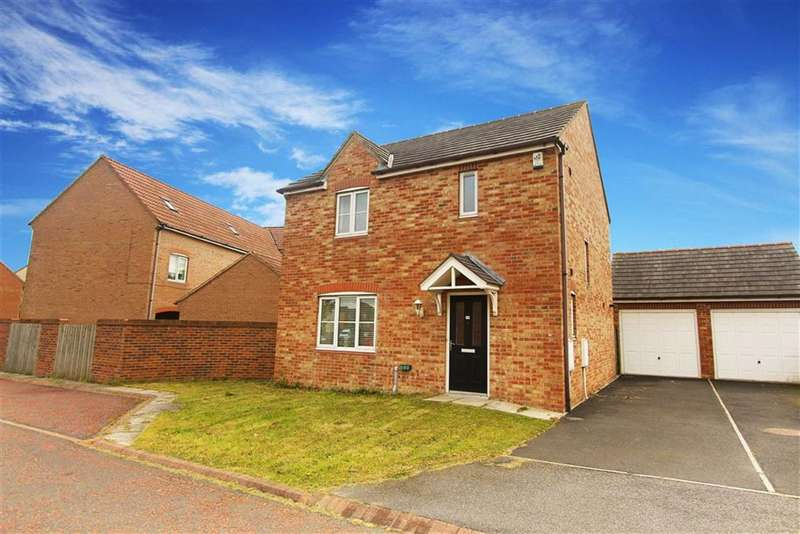 3 Bedrooms Detached House for sale in Heathfield, West Allotment