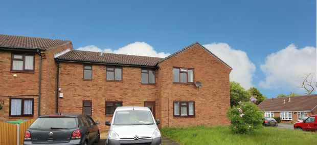 1 Bedroom Flat for sale in Goode Close, Oldbury, West Midlands, B68 9NT