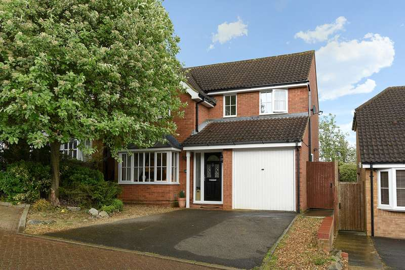 4 Bedrooms Detached House for sale in Benslow Lane, Hitchin, SG4