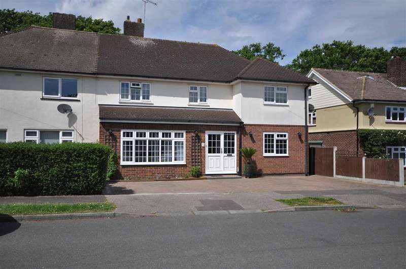 6 Bedrooms Semi Detached House for sale in Marlborough Road, Pilgrims Hatch