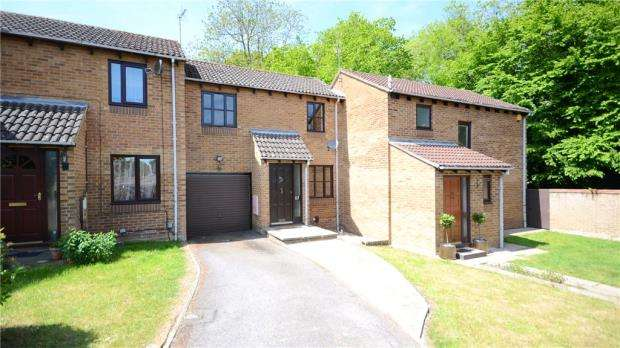 2 Bedrooms Terraced House for sale in Sellafield Way, Lower Earley, Reading