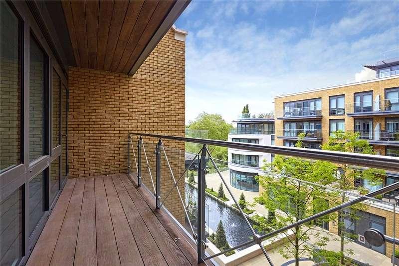 2 Bedrooms Flat for sale in Kew Bridge Road, London, Brentford, Middlesex, TW8