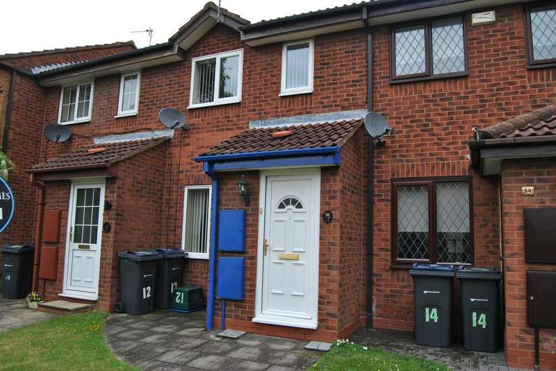 2 Bedrooms Terraced House for rent in Gideon Close, Yardley