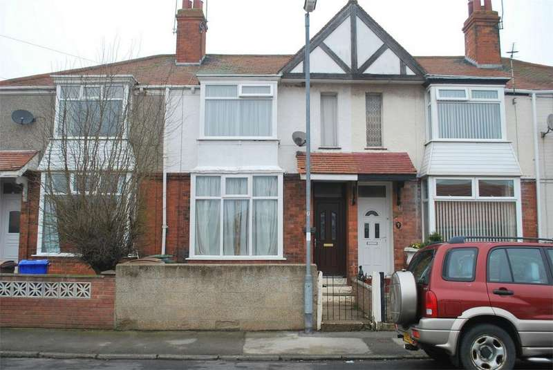 2 Bedrooms Terraced House for sale in Louville Avenue, WITHERNSEA, East Riding of Yorkshire