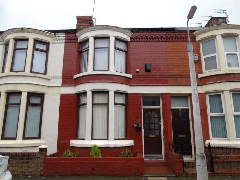 3 Bedrooms Terraced House for sale in Pendleton Road, Walton, Liverpool, L4