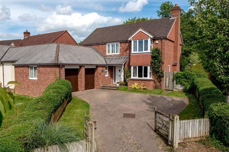 4 Bedrooms Detached House for sale in Sawyers Leigh, Kingston St Mary, Taunton