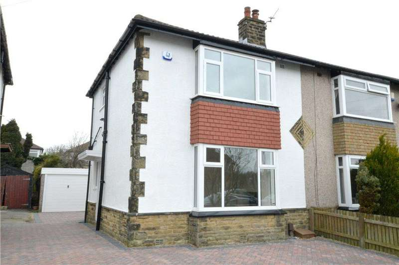2 Bedrooms Semi Detached House for sale in Moorland Road, Pudsey, West Yorkshire