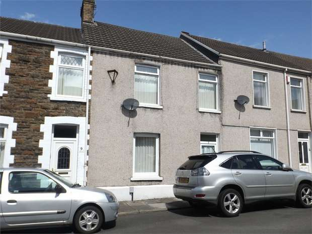 3 Bedrooms Terraced House for sale in Afan Street, Velindre, Port Talbot, West Glamorgan