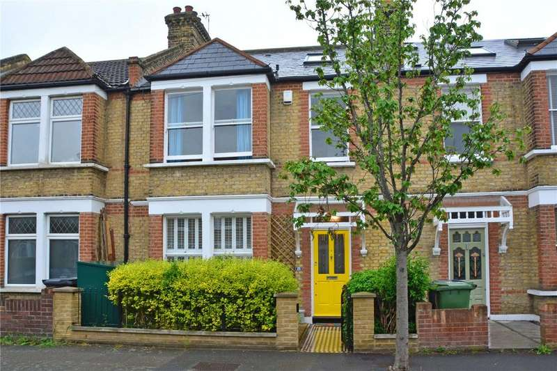 4 Bedrooms Terraced House for sale in Chalcroft Road, Hither Green, London, SE13