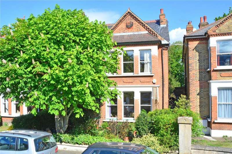 4 Bedrooms Semi Detached House for sale in Coleraine Road, Blackheath, London, SE3