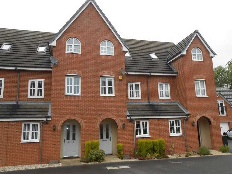 3 Bedrooms Mews House for sale in Bobbin Close, Great Wyrley, Walsall