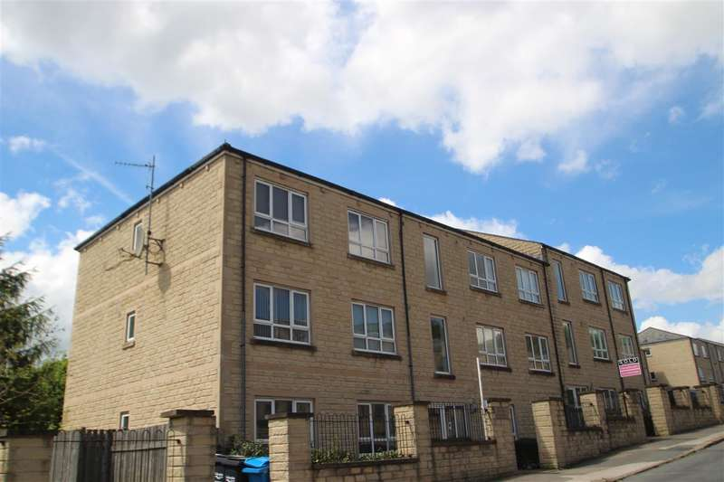 2 Bedrooms Apartment Flat for sale in Sowood Hill View, Claremount Road, Halifax