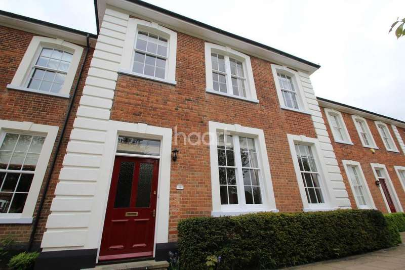 4 Bedrooms Terraced House for sale in Hook