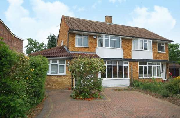 4 Bedrooms Detached House for sale in Buckingham Close, Hampton