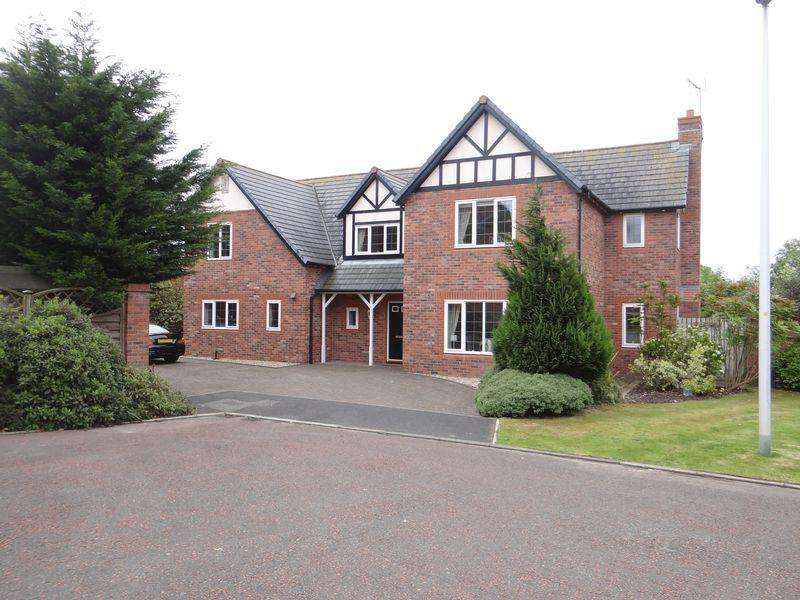 5 Bedrooms Detached House for rent in Parkdale, Caldy