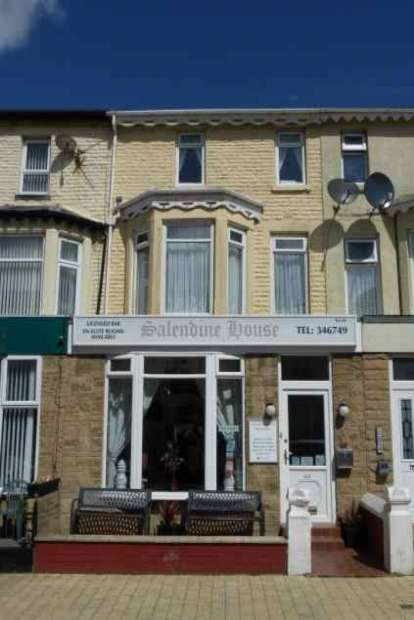 10 Bedrooms Hotel Gust House for sale in St. Chads Road South Shore Blackpool
