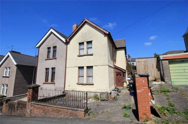 4 Bedrooms Semi Detached House for sale in Christchurch Road, NEWPORT