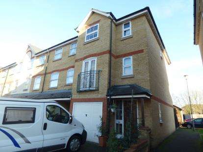 3 Bedrooms End Of Terrace House for sale in Harston Drive, Enfield